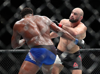 MMA: UFC Fight Night-Harris vs Abdurakhimov