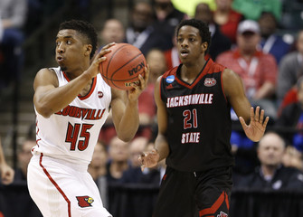NCAA Basketball: NCAA Tournament-First Round-Louisville vs Jacksonville State