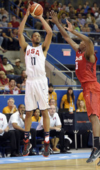 Pan Am Games: Basketball-United States vs Canada