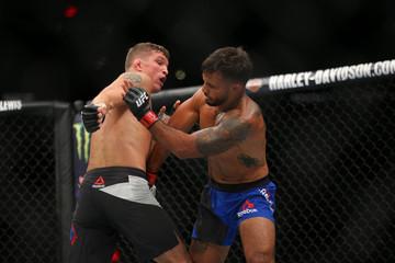 MMA: UFC Fight Night-Bermundez vs Elkins