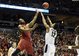 NCAA Basketball: NCAA Tournament-Second Round-Purdue vs Iowa State