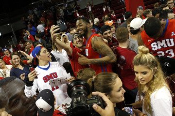NCAA Basketball: Connecticut at Southern Methodist