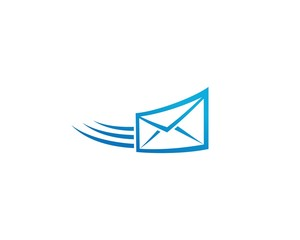 Email Swift, Fast Marketing Blue