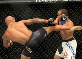 MMA: UFC 191-Dodson vs Johnson
