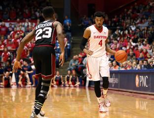 NCAA Basketball: Massachusetts at Dayton