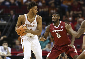 NCAA Basketball: Arkansas at Texas