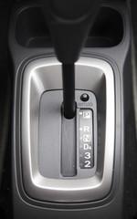 Mechanical gearshift on a modern Japanese car