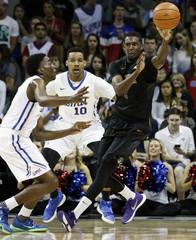NCAA Basketball: East Carolina at Southern Methodist