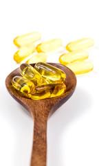 Daily health vitamins