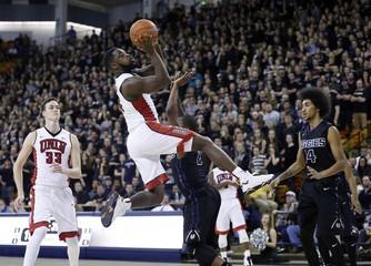 NCAA Basketball: UNLV at Utah State