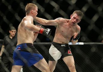 MMA: UFC Fight Night-Dunham vs Glenn