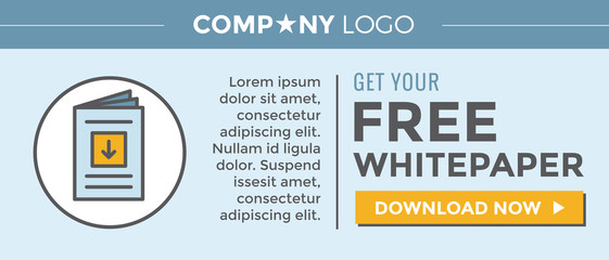 Download our Free Whitepaper Graphic Banner - Websites
