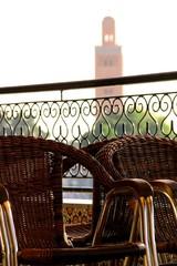 maroc chaise