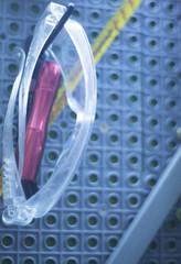 Inline roller skate shop tools