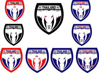 logo football,logo' football thailand