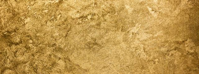 Golden texture background. Vintage gold. Fototapete
