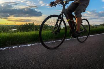 サイクリンング  初秋