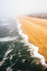 Praia do Norte, NazarŽ, Portugal