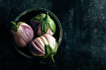 Barbarella eggplants