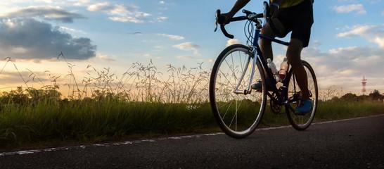 サイクリング  秋