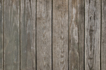 Weathered wooden planking background texture
