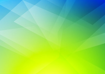 Abstract background in shades of green. Fresh summer shades of colors.