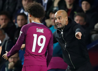 Carabao Cup Third Round - West Bromwich Albion vs Manchester City