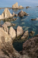 Sirens reef at Cabo de Gata, Spain