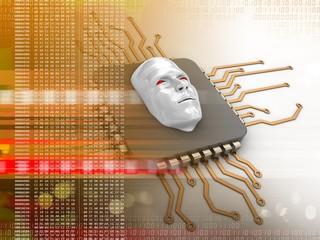 3d electronic board