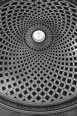 Coffered Dome in Mosta Rotunda in Malta