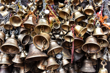 Pile of  small bells