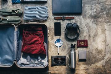 Man's Suitcase