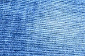 The image of textures of denim fabrics for the background, patterns and creativity.