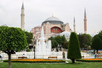 Hagia Sofia - Istanbul, Turkey