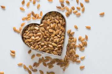 Heart Healthy Flax seed