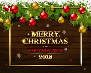 With Christmas and new year