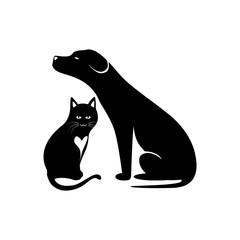 animal care design logo