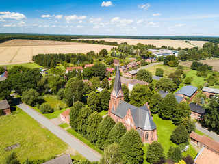 Kirche von Muchow