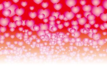 背景素材壁紙,ハートマーク,模様,柄,パターン,かわいい,愛情,恋愛,幸福,希望,チャンス,天国,光