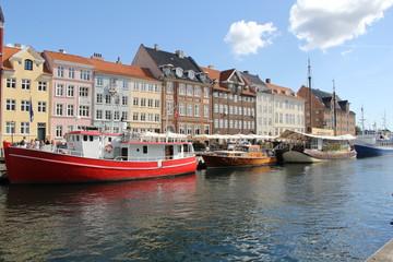 Copenhague - Nyhavn