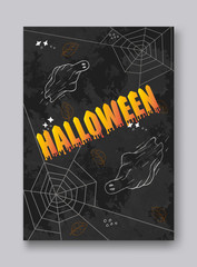 ghosts for Halloween on white background. cute ghosts characters. vector illustration