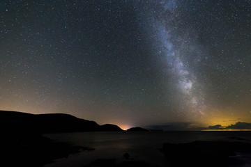 Nairbyl Bay by night
