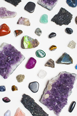 Mineral collection...