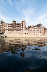 Udaipur Palace from Pichola Lake