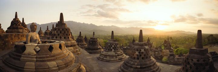Borobodur Temple, Indonesia