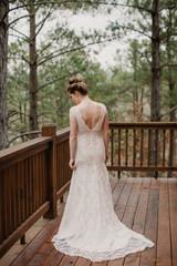 Bride on Deck