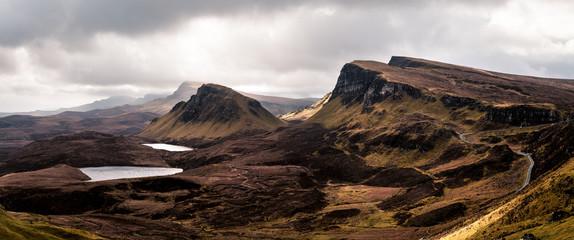 The Quiraing, Isle of Skye, Scotland