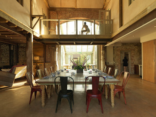 Dining room in holiday home