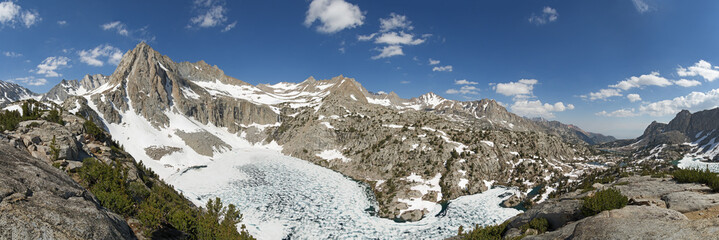 Picture Peak and Hungry Packer Lake