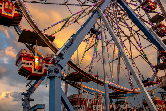 Amusement and Carnival RIdes